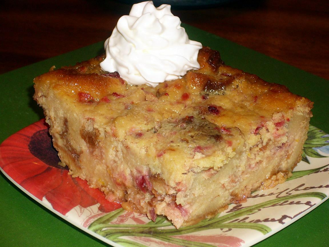 how to make bread and butter pudding without oven
