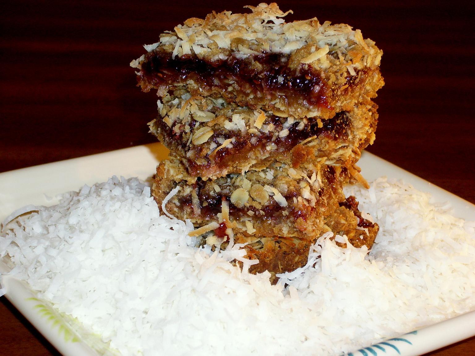 Raspberry Oatmeal Dumplings Recipes — Dishmaps