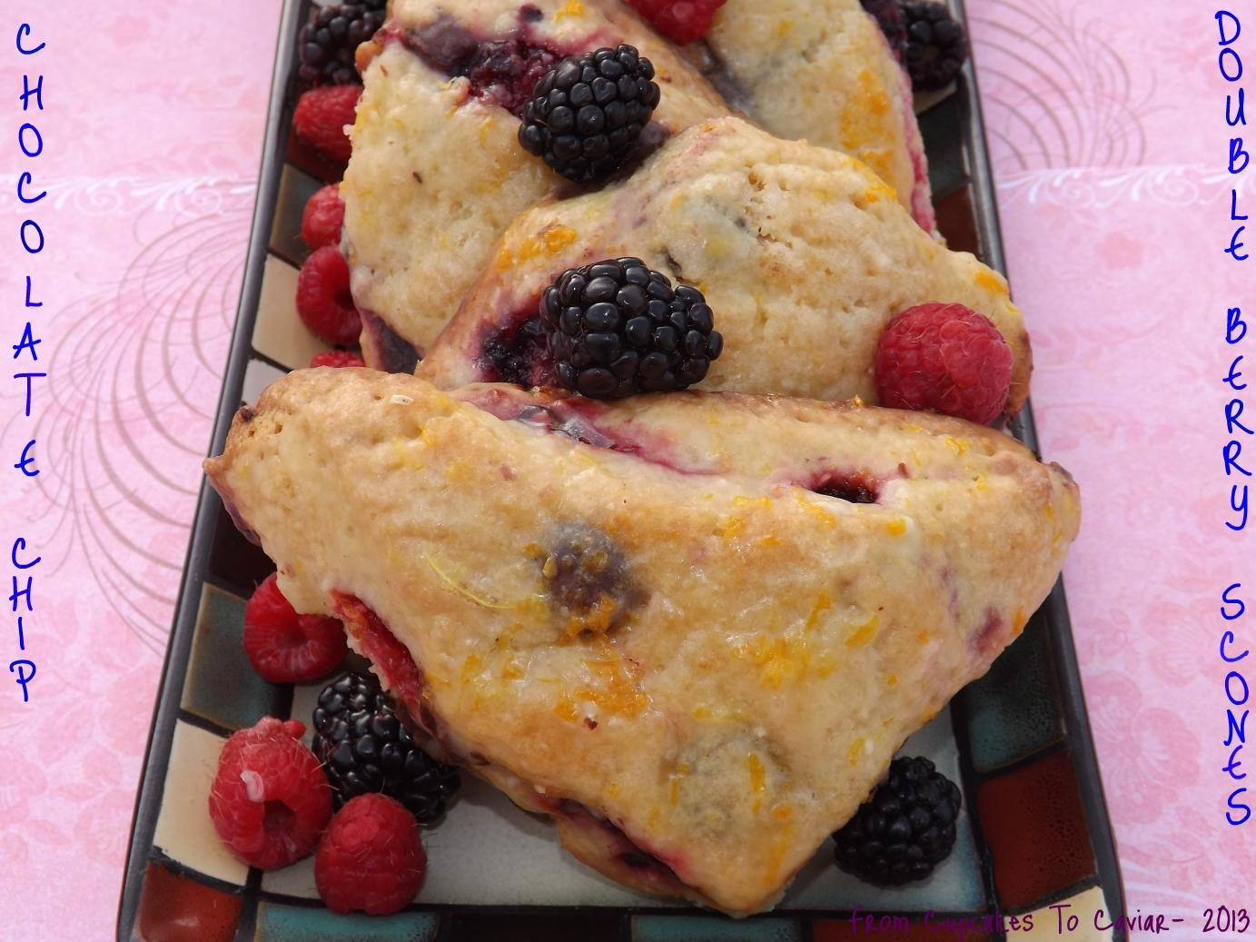 Chocolate Chip Double Berry Scones 2-001