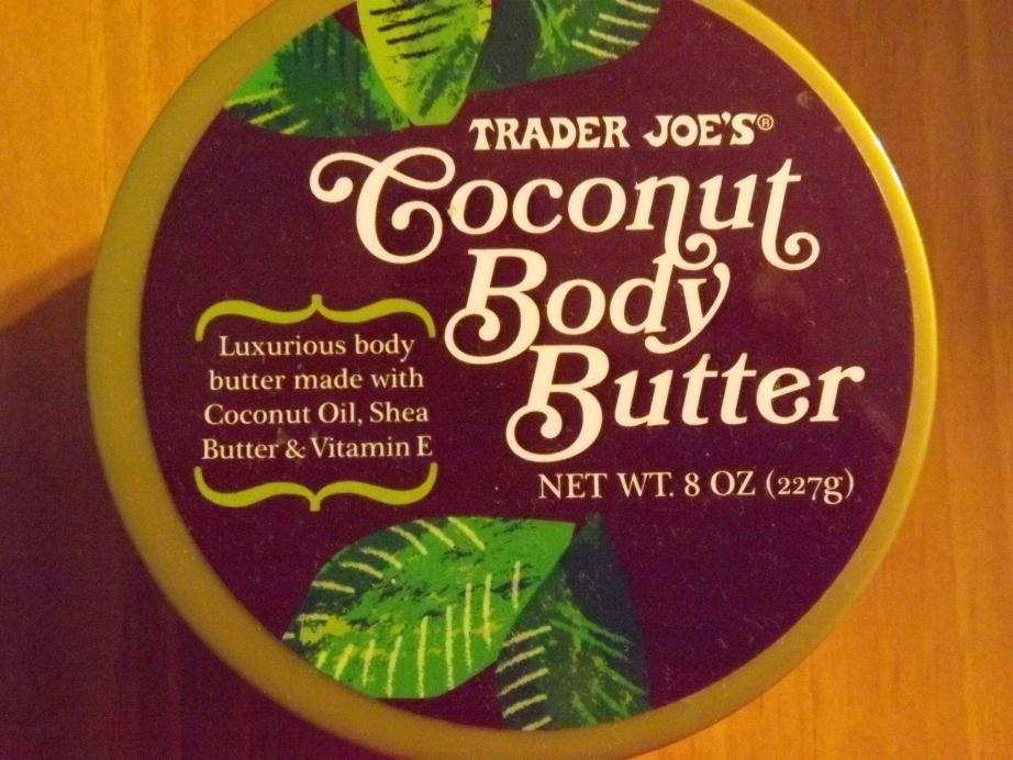 Trader Joes Body Butter