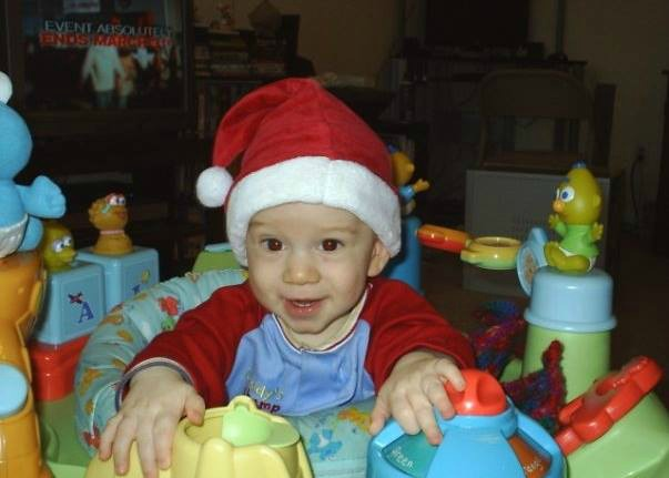Joshie- Christmas