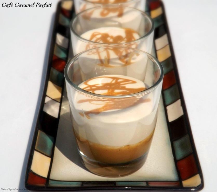 Café Caramel Parfait