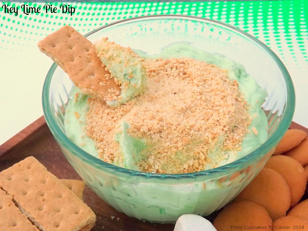 Key Lime Pie Dip