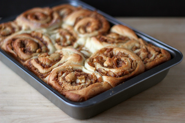 Apple Pie Cinnamon Rolls by Donna  of Cookistry