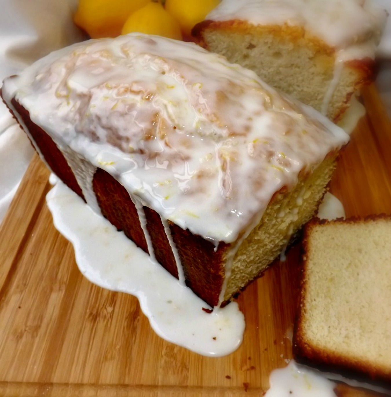 Better Than Starbucks Lemon Cake