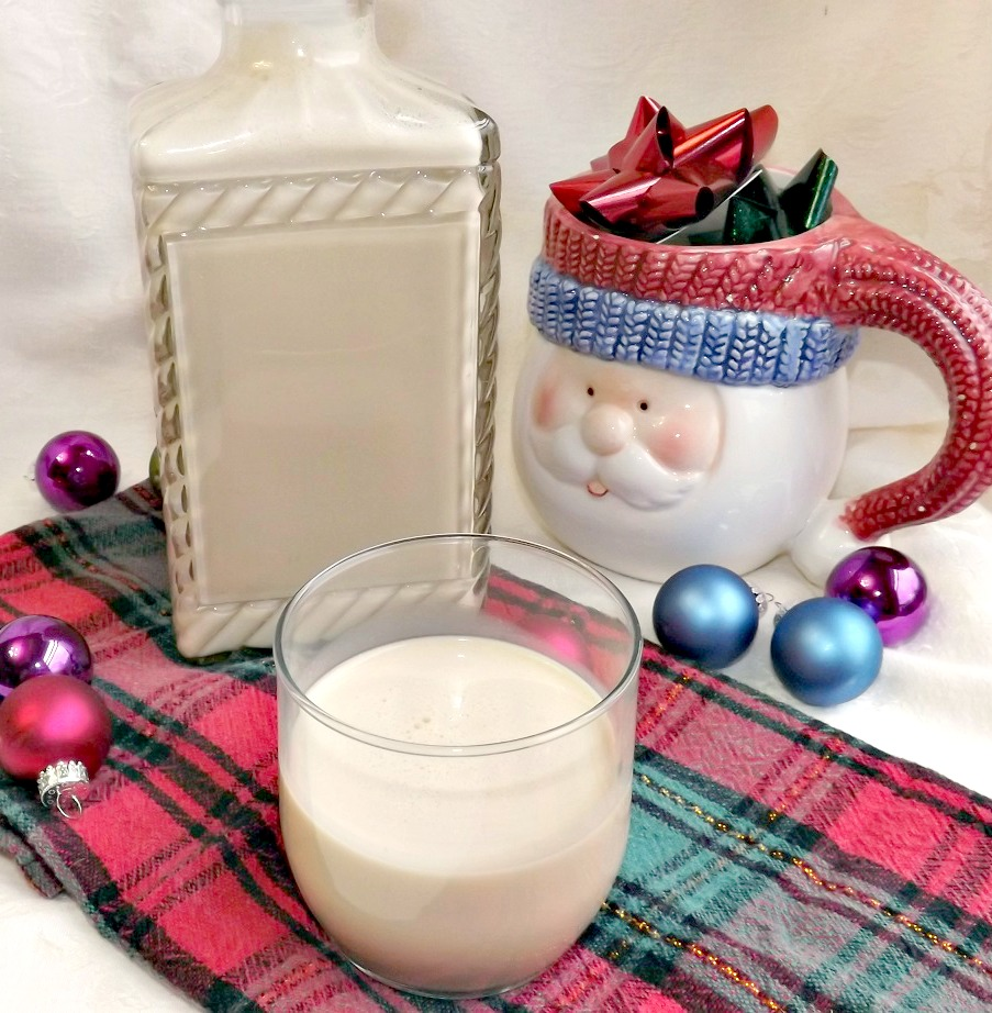 Easy Homemade Irish Cream Liqueur 2