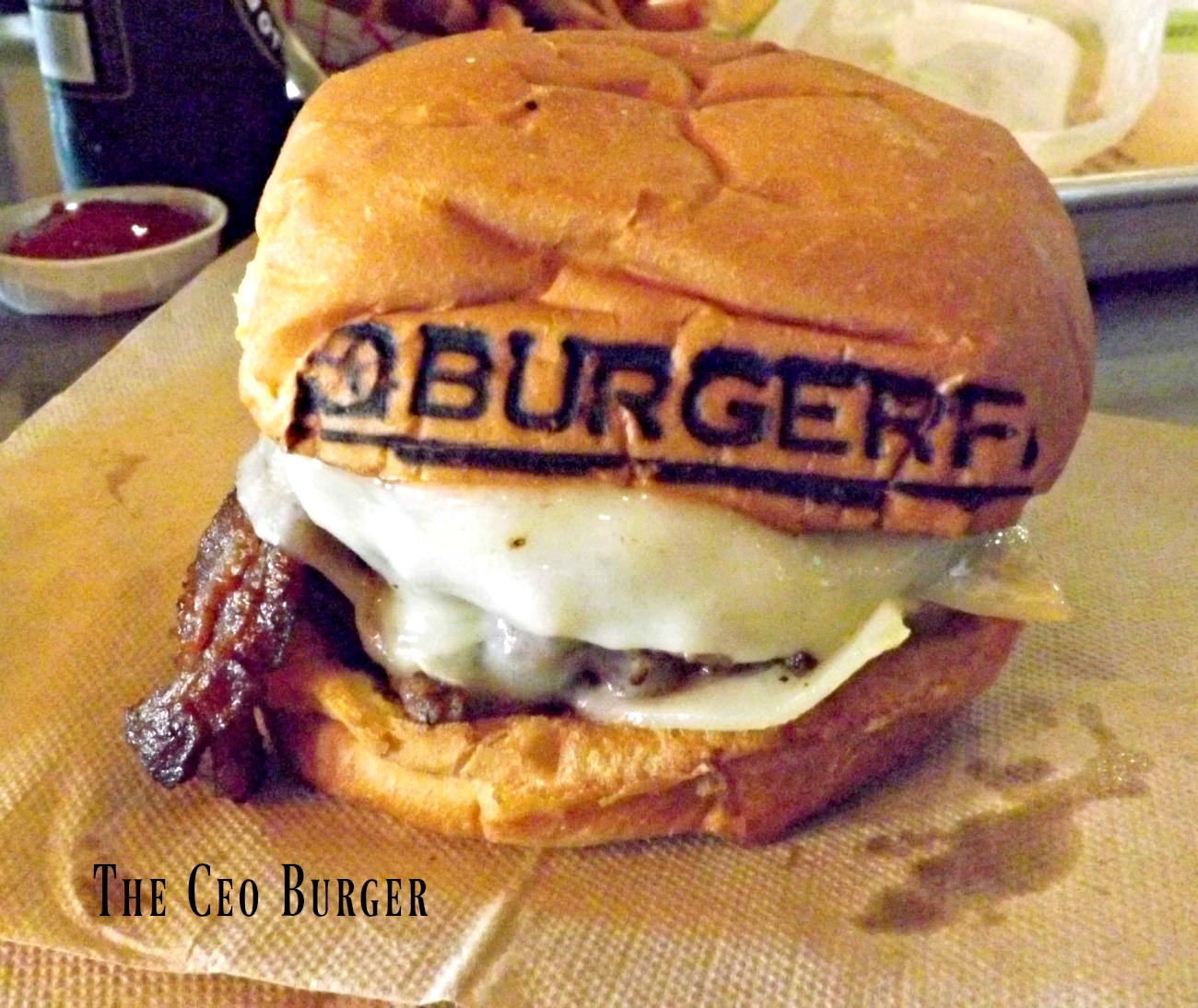 CEO Burger