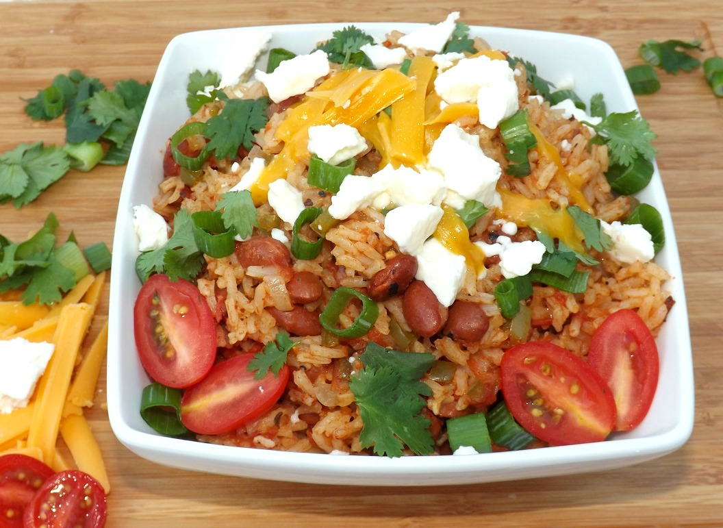 Easy Spicy Southwestern Rice 7