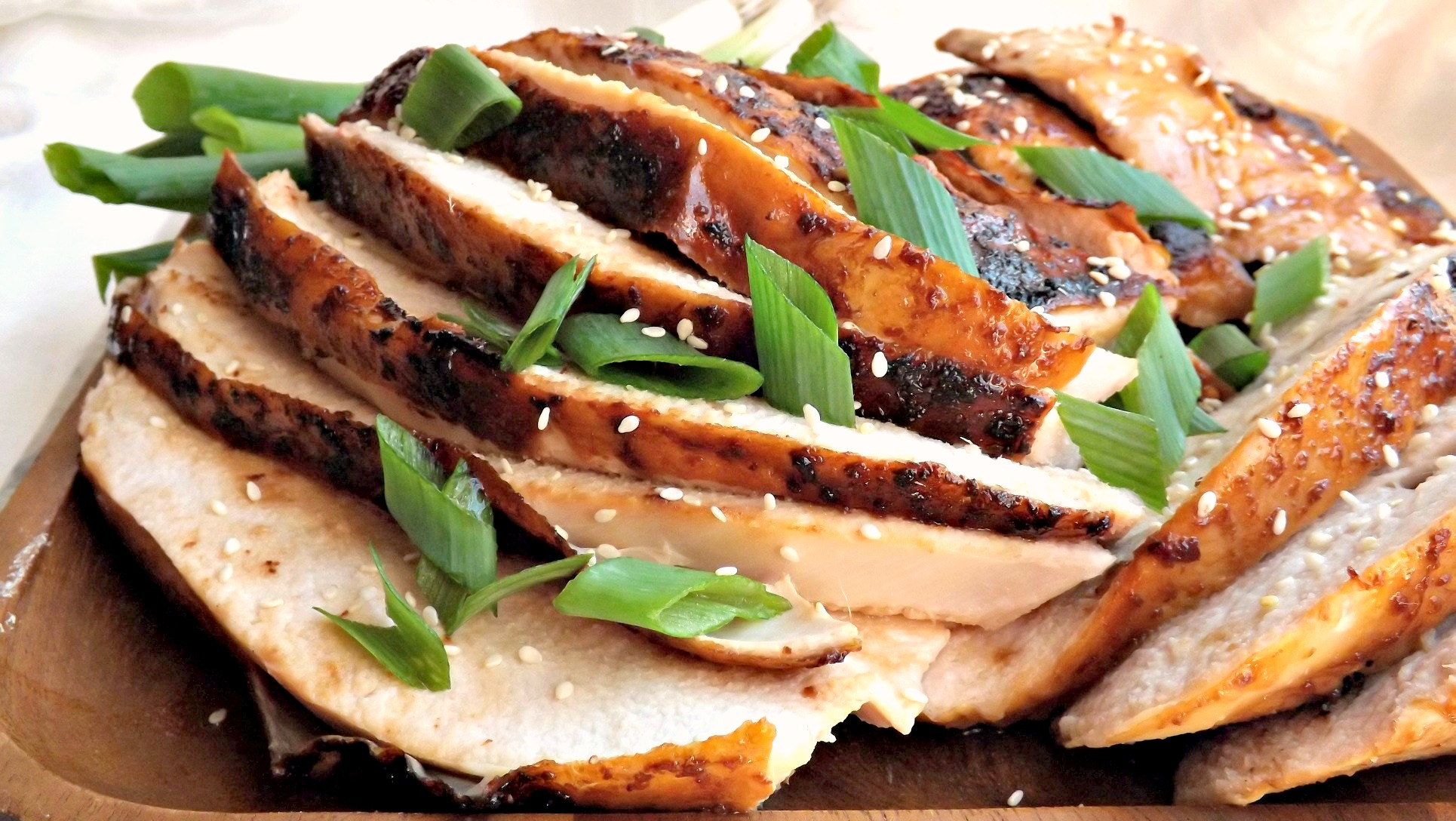 Sesame Soy Turkey Breast 2
